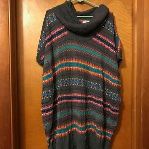 Plus Size Sweater OLD NAVY Cowl Neck